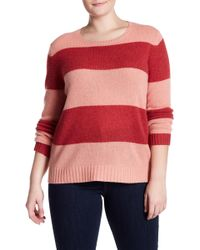 Naked Cashmere | Titia Stripe Cashmere Jumper (plus Size) | Lyst