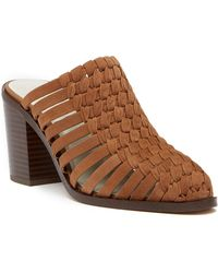 1.STATE - Licha Leather Mule - Lyst