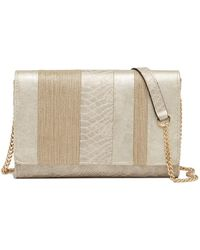 Enzo Angiolini - Chain Strap Crossbody Bag - Lyst