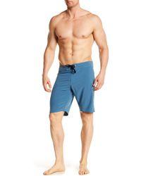 Volcom - Zess Lace Up Boardshorts - Lyst