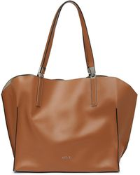 Lodis - Silicon Valley Anita Leather Rfid East/west Satchel - Lyst