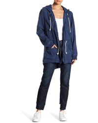 On The Road - Tyson Drawstring Jacket - Lyst