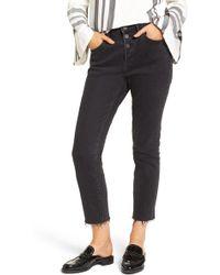 Treasure & Bond - Bond Loose Fit Ankle Skinny Jeans - Lyst