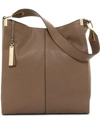 Vince Camuto - Rosen Leather Hobo - Lyst