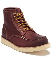 Eastland - S Lumber Up Lace Up Boot - Lyst