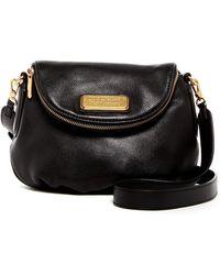 Marc Jacobs - Mini Natasha Leather Cross-Body Bag - Lyst
