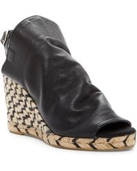 Patricia Green - Cher Leather Espadrille Wedge - Lyst