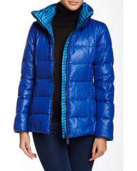 MAX&Co. - Omografo Reversible Jacket - Lyst