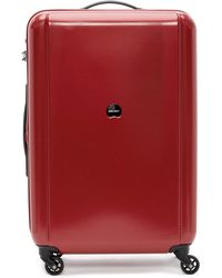 "Delsey - Ez Glide 25"" Expandable Spinner Suitcase - Lyst"