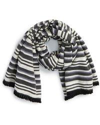 Echo - 'tropical Stripe' Wrap - Lyst