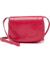 Hobo - Sierra Mini Leather Crossbody Bag - Lyst