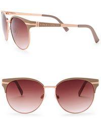 Vince Camuto - Women's 51mm Retro Oval Sunglasses - Lyst