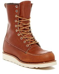 8acf441a11eb Lyst - Red Wing Weekend Water Resistant Leather Chelsea Boot ...
