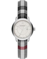 Burberry - Women's Stone Horeseferry Watch - Lyst