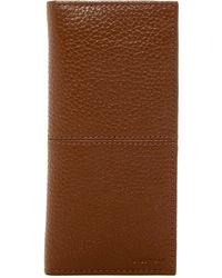 Cole Haan - Breast Pocket Leather Wallet - Lyst
