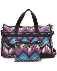 LeSportsac - Rebecca Weekend Duffle Bag - Lyst