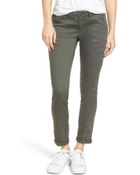 Wit & Wisdom - Twill Cargo Pants (nordstrom Exclusive) - Lyst