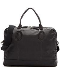Frye - Owen Leather Work Bag - Lyst