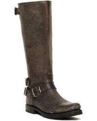 Frye | Veronica Back Zip Boot | Lyst