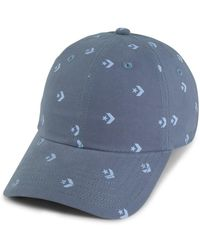 Converse - Star Chevron Dad Cap - Lyst