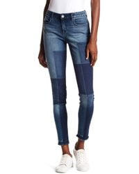 William Rast - Perfect Skinny Jean Jr. - Lyst