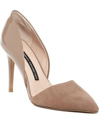 French Connection - Elvia D'orsay Pump - Lyst