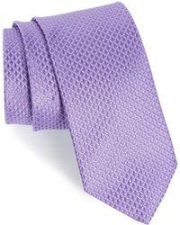 John W. Nordstrom - (r) 'grayson Mini' Silk Tie - Lyst