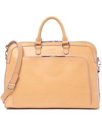 Lodis - Audry Rfid Leather Brera Briefcase - Lyst