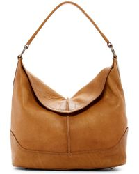 Frye - Cara Leather Hobo Bag - Lyst