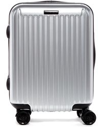 "Anne Klein - Dubai 19"" Hardside Spinner Luggage - Lyst"