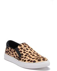 Kenneth Cole Reaction - Marston Genuine Calf Hair Sneaker - Lyst
