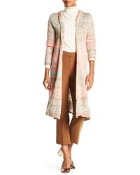 Angie - Hooded Open Jacket - Lyst