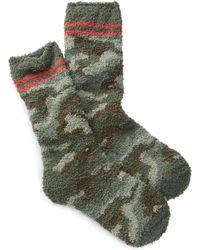 Pj Salvage - Plush Socks - Lyst