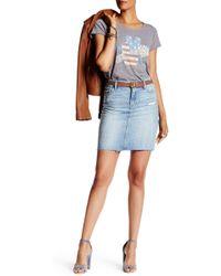 Lucky Brand - High Rise Pencil Skirt - Lyst