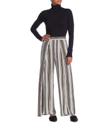 Cupcakes And Cashmere - Avah Stripe Pants - Lyst