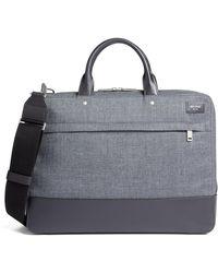 Jack Spade - Tech Oxford Briefcase - Lyst