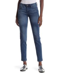 Kut From The Kloth - Diana Curvy Skinny Jeans - Lyst