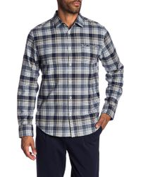 Good Man Brand - Winter Plaid Regular Fit Shirt - Lyst