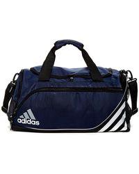 adidas - Team Speed Small Duffel Bag - Lyst