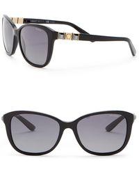 df638a31effc3 Lyst - Versace Women s 0ve2171b 62mm Sunglasses in Green