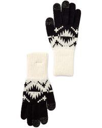 Pendleton - Jacquard Texting Glove - Lyst