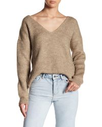 Sincerely Jules - Carrie Crisscross Back Jumper - Lyst