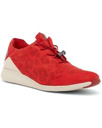 Cole Haan - Studiogrand Pack-and-go Suede Sneaker - Lyst