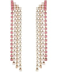 69c061082 Loren Hope - Marissa Petite Earrings - Lyst