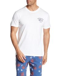 Captain Fin - Fish Market Graphic Tee - Lyst