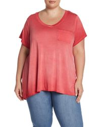 Cable & Gauge - Short Sleeve Tee (plus Size) - Lyst