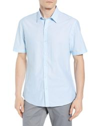 Zachary Prell - Ortegas Regular Fit Sport Shirt - Lyst