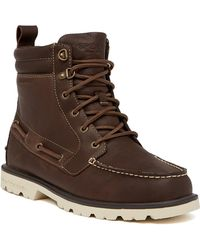 Sperry Top-Sider - A/o Lug Ii Waterproof Leather Boot - Lyst