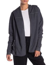 Young Fabulous & Broke - Paco Hooded Cardigan - Lyst