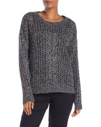 Tommy Bahama - Cascade Cable Sparkle Sweater - Lyst